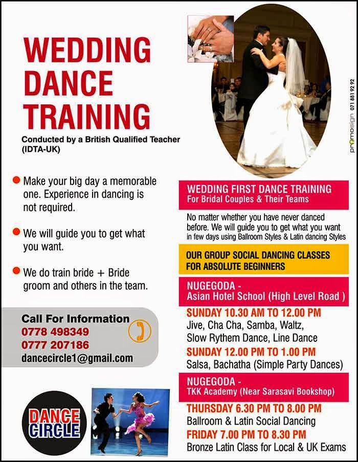 No matter whether you have never danced  before. We will guide you to get what you want  in few days using Ballroom Styles & Latin dancing Styles