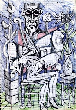 El trono del artista