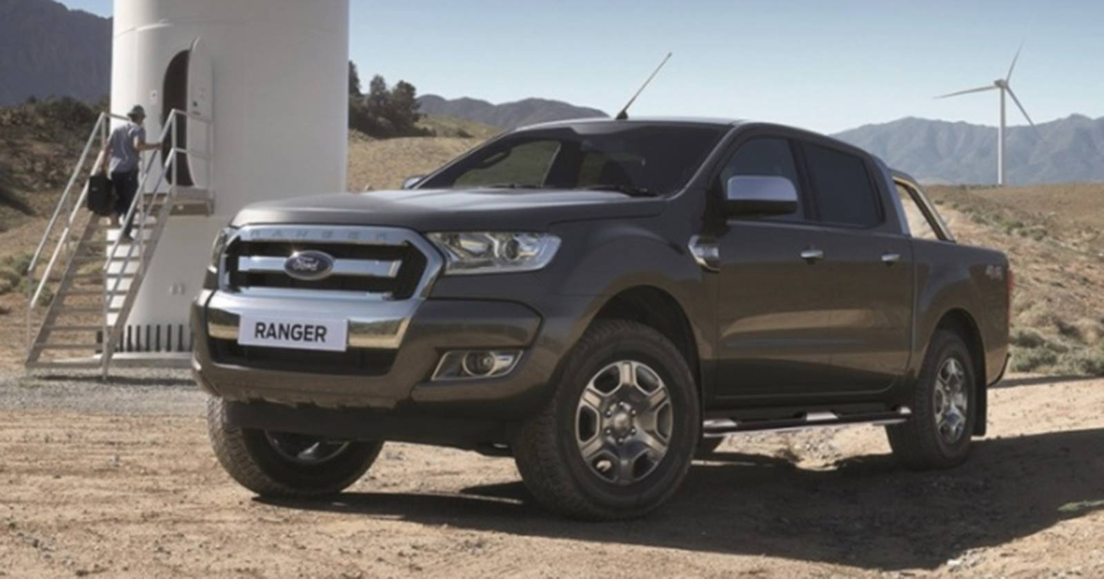 nova ford ranger 2016 fotos oficiais do interior. Black Bedroom Furniture Sets. Home Design Ideas