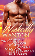 """White Knight"" in WICKEDLY WANTON Anthology"
