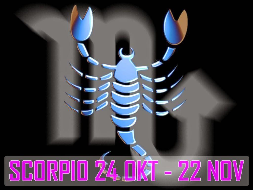 Zodiak Scorpio (24 Oktober - 22 November)