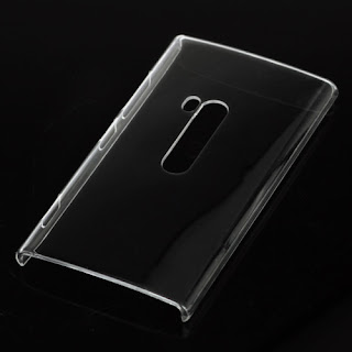 Transparent Clear Crystal Case for Nokia Lumia 920
