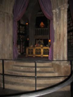 Wizarding World of Harry Potter Dumbledore's office