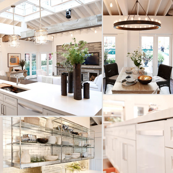Mansion Kitchen Pictures: Living Livelier: Trending Appliances: White Ice
