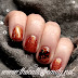 Nail Art of the Day: My First Thanksgiving