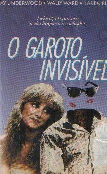 O Garoto Invisível Filmes Torrent Download capa