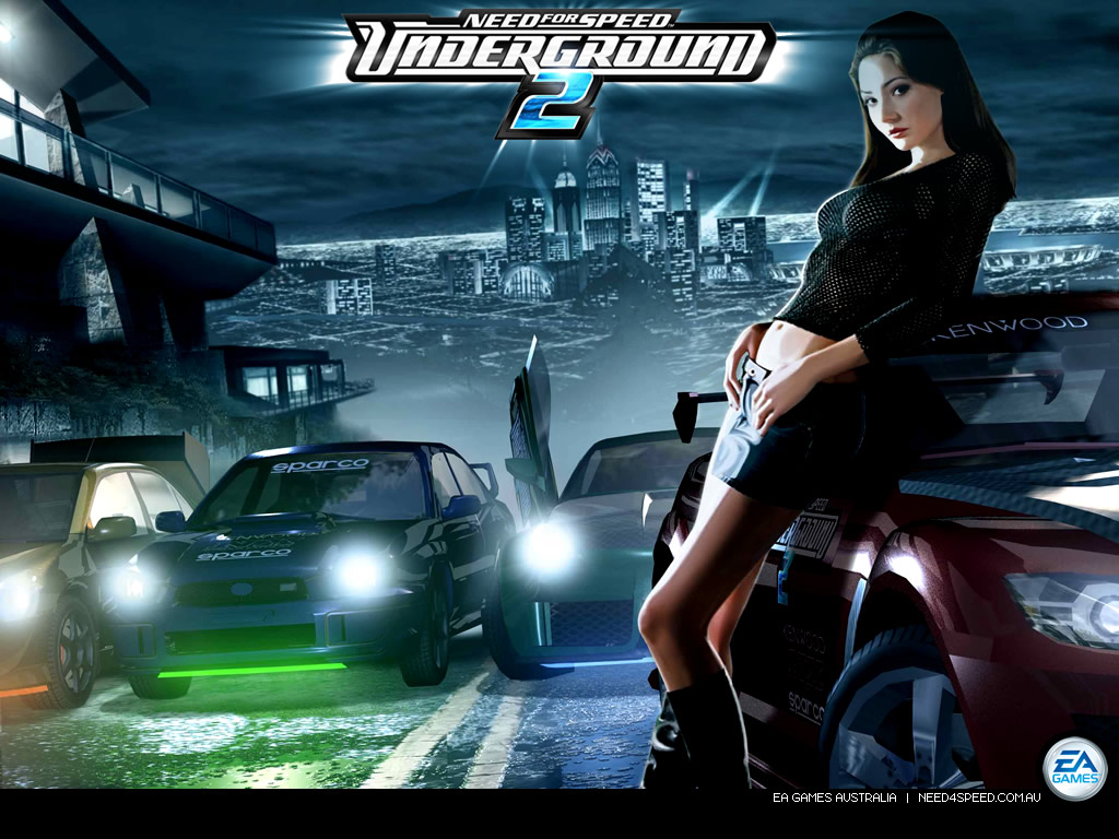 Free Download Game Need For Speed Underground 2