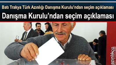 «Στις 6 Μαΐου ψηφίστε Τούρκους»!