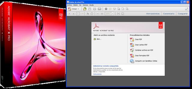 Adobe Acrobat X Pro 10.0 [Español-Multi-idiomas][+ activator] [UL]
