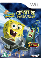 SpongeBob SquarePants: Creature from the Krusty Krab – Wii
