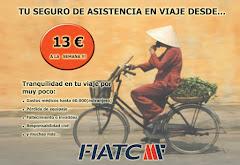 Asistencia en viaje 13€