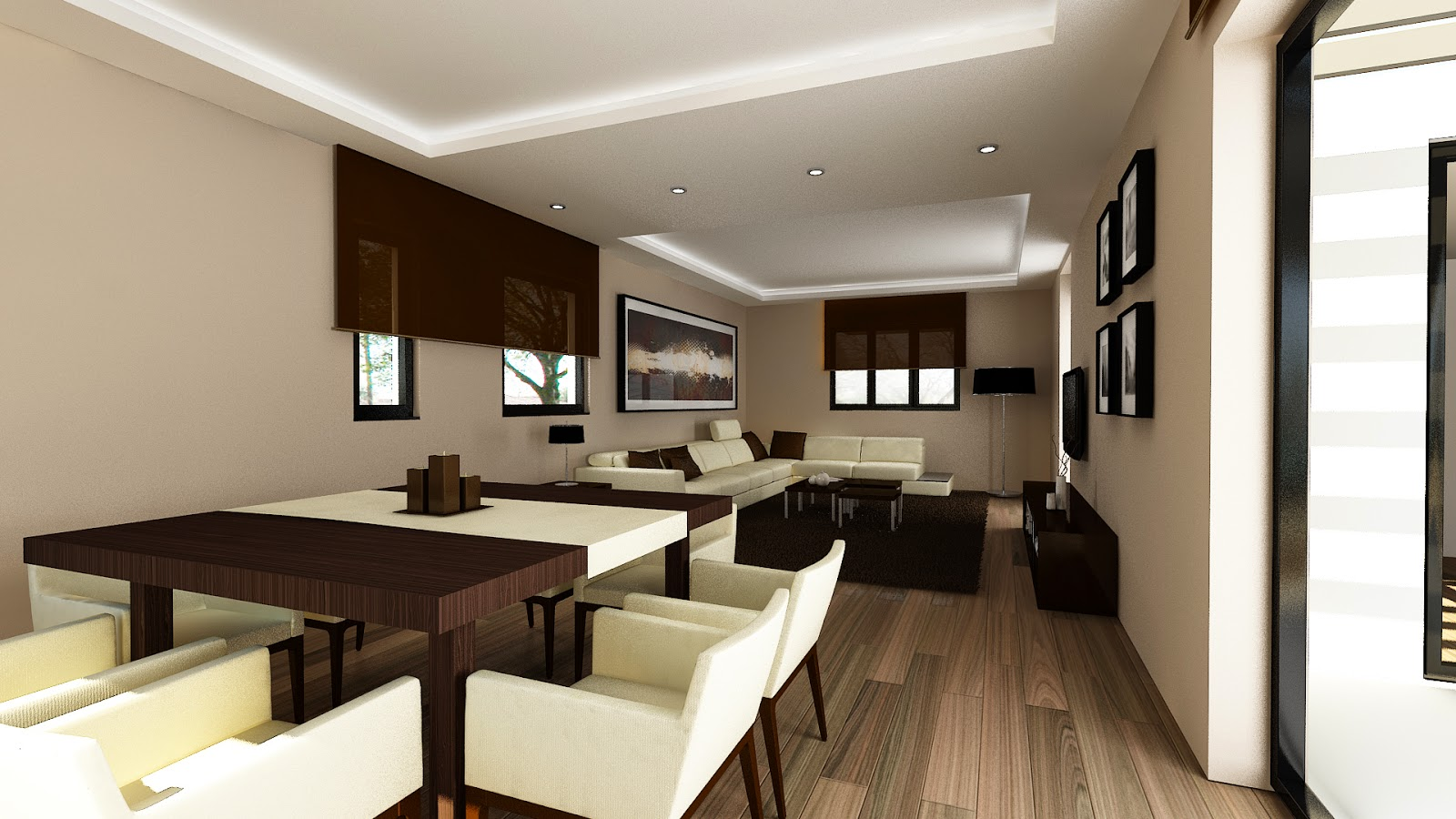 Modelo h de resan modular cuando la cocina es el centro for Cocina 18 metros cuadrados