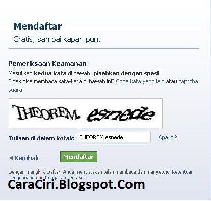 Cara Membuat FB (Akun profil di Facebook) - 10 Langkah Lengkap