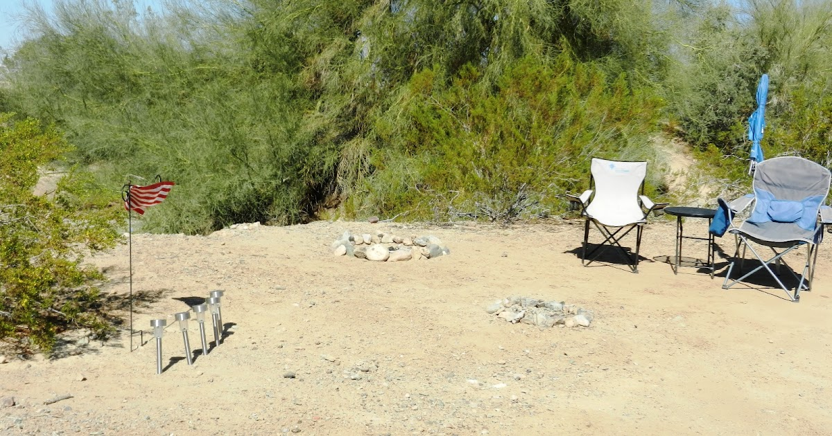Me And My Dog And My Rv A Little Sightseeing In The Desert