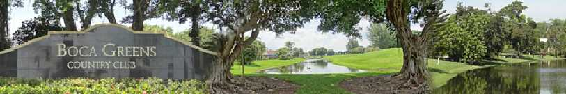ALL AGES, PAY-AS-YOU-PLAY GOLF AT BOCA GREENS COUNTRY CLUB
