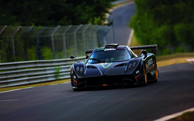 Pagani Zonda en GTR3