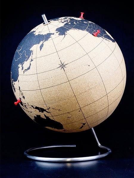 Kreasi Peta Gabus Menakjubkan oleh Chiaki Kawakami [lensaglobe.com]