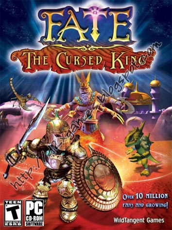 Free Download Games - FATE The Cursed King