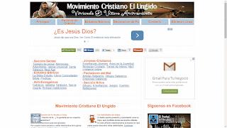 Movimiento cristiano el ungido