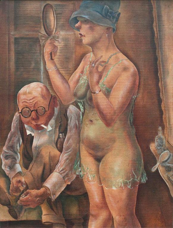 erotisk kunst kathrine sørland nude