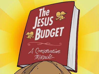 The Jesus Budget