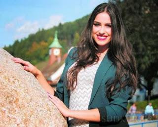 """Albana Shabani eshte """"Miss Schwarzwald"""""""