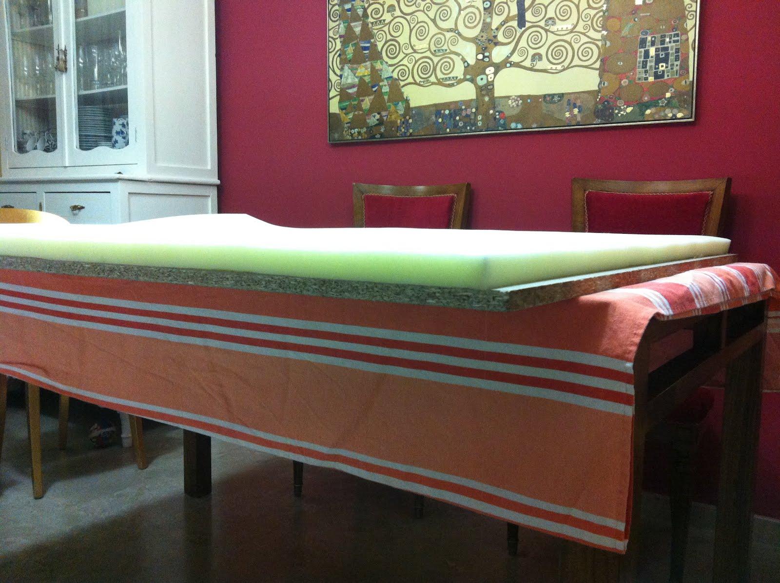 Cosas utiles como tapizar el cabecero de la cama - Telas para forrar cabecero cama ...