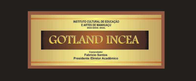 INSTITUTO CULTURAL DE EDUCAÇÃO E ARTES - GOTLAND INCEA