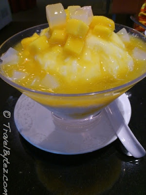 Snow Ice-Mango