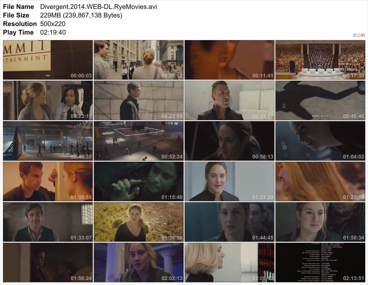 ScreenShot Divergent (2014) downloadfilm1001.blogspot.com