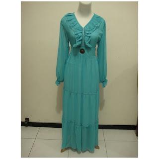 Model Baju Muslim Terbaru, Trend Baju Gamis 2012 [Updat