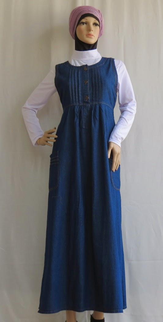 Maxi Jeans Kensi Gj1087 Grosir Baju Muslim Murah Tanah Abang