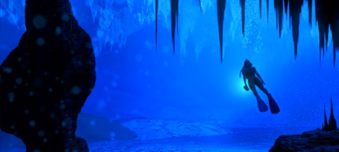 Scuba Plus, centro de buceo en Menorca, El gran agujero Azul 6