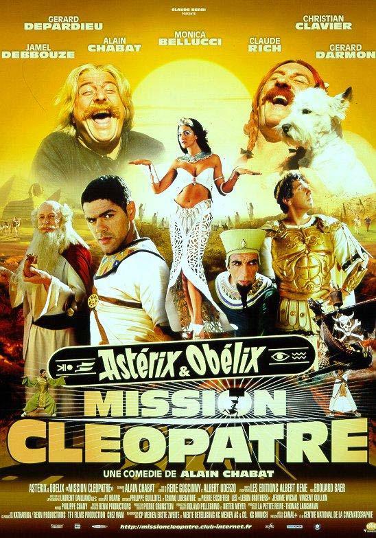 Nhiệm Vụ Cleopatra