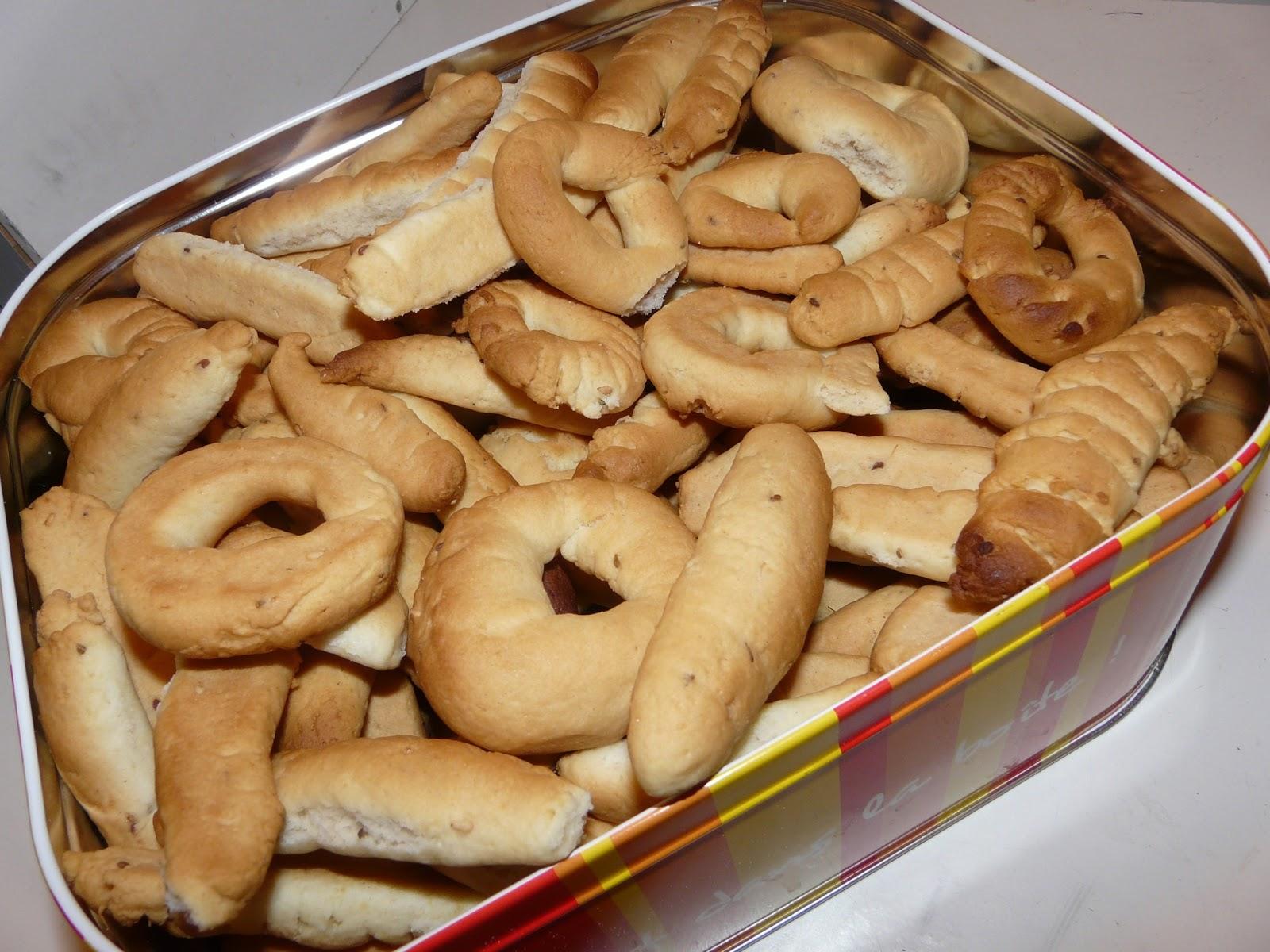 Biscuits Secs Anis Sesame