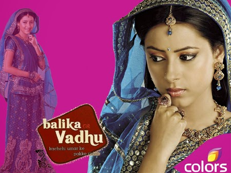 Balika Vadhu Episode 1577 - 8th May 2014 | Colors Tv