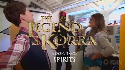 avatar korra book 2 spirits