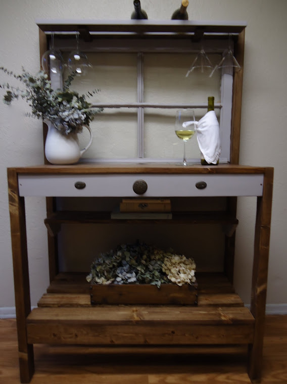 1930s Window Table - SOLD
