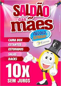 SALDÃO DE OFERTAS NAS LOJAS NETO CD ELETROCELULAR