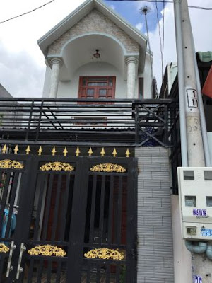 Bán nhà giá rẻ 1 lầu 1 trệt đường Đông Tác Dĩ An Bình Dương, diện tích rộng