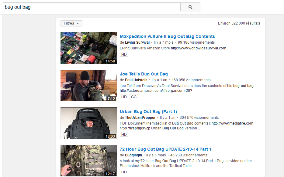 https://www.youtube.com/results?search_query=bug+out+bag