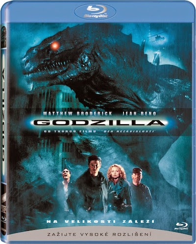 Godzilla (1998) BluRay 1080p 5.1CH x264