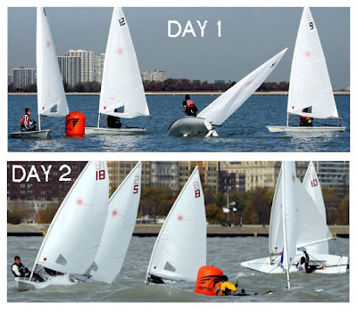 Annapolis Performance Sailing APS ISSA High School Sailing Cressy Trophy