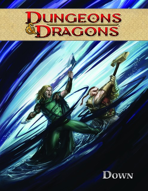 Review: Dungeons Dragons Volume 3 Down