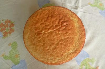 bolo pão-de-ló