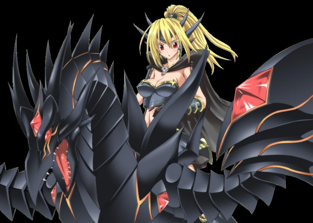 Render Lady of D. - Yu-Gi-Oh!