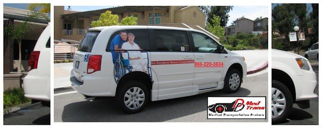 Wheelchair Transport services in Arizona