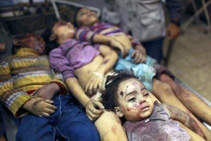 Trẻ em Gaza