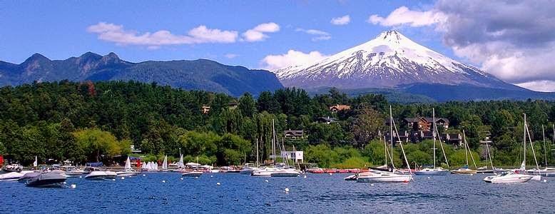 Gunung Villarrica, Spot Wisata Pegunungan di Chili