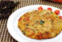 Tortilha de Batata (vegana)